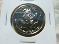 2001 UNC 20 cent NSW CENTENARY of FEDERATION in 2x2 coin holder