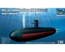 USS Los Angeles Class Flight II model Submarine 1/350