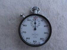 Vintage Swiss Made Meylan Mechanical Wind Up Stopwatch