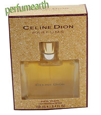 Celine Dion Parfums By Celine Dion  3.4/3.3 oz100ml EDT Spray New in Box
