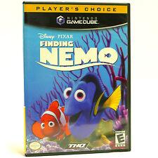 Finding Nemo Nintendo Gamecube Game Complete