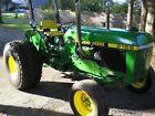 John Deere 2155 tractor modified