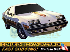 1980 Chevy Monza Spyder Z29 Spider Package Decals Stripes Kit