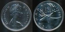 Canada, Confederation, 1978 25 Cents, Elizabeth II - Specimen