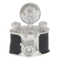 1:12 Dollhouse Miniature Mini Retro Camera Decoration Accessory Toys 3C