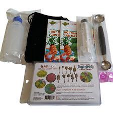 3D Jelly Gelatin Tools Starter Kit Amazing Jelly Jello Art Cake (Kit #12)