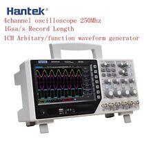 Hantek Dso4254c Digital Storage Oscilloscope 4h 250mhz 1gss Ext Dvm Usb Hostde