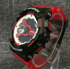 CASIO G SHOCK GA-110RB-1A RED & BLACK ANALOGUE & DIGITAL BRAND NEW