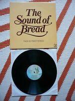 Bread The Sound Of Greatest Hits Vinyl UK 1977 Elektra Best Of LP David Gates