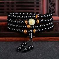 Magnetische Schlafmittel Therapie Obsidian Armband Original Schwarz
