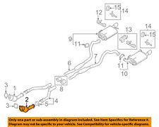 FORD OEM 11-14 Mustang 5.0L-V8-Catalytic Converter BR3Z5E213C