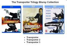 The Transporter / Transporter 2 / Transporter 3 Blu-ray Triple Pack Set New UK