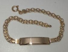 Bracciali di lusso in oro giallo 18 carati