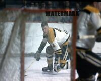 NHL 1966 - 67 Rookie Bobby Orr Boston Bruins Game Action Color 8 X 10 Photo Pic