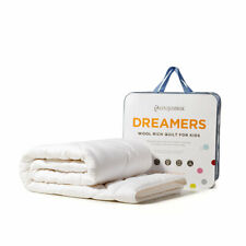 MINIJUMBUK Dreamers Wool Rich KIDS 325GSM Quilt /Doona /Duvet DOUBLE RRP$319 NEW