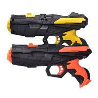 Kids Soft Bullet Gun Dual Play Water Gun Play Toys Crystal Plays Pistols .