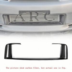 For Nissan R33 GTR GT-R Front Bumper Intercooler Surround Duct kit FRP unpainted