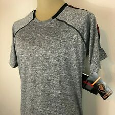 New Nwt Men's Cougar Sport Dry Performance Athletic Polyester T-Shirt Size Xl