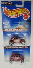 1997 Hot Wheels Dealers Choice VW Baja Bug All Small Wheels ASW Variation