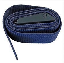Scuba Diving Weight Belt with Buckle, Navy Blue