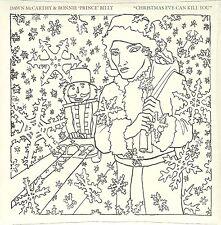 "7""  DAWN McCARTHY & BONNIE PRINCE BILLY Christmas Eve Can Kill You MINT / SEALED"