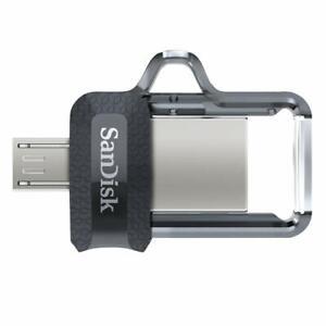 MEMORIA USB SANDISK ULTRA FLAIR 64GB, 3.0, GRIS (SDDD3-064G-G46)