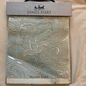James Hare - Halkin Silks      - Fabric Sample Book