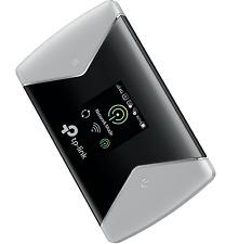 TP-LINK m7450 4g LTE 300mbps Avanzado Móvil WiFi Router (Negro)