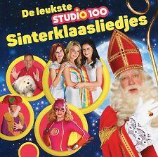 De leukste Studio 100 Sinterklaasliedjes (CD)