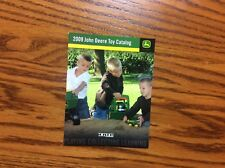 New 2009 John Deere Pocket Ertl Toy Book
