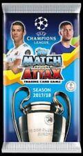 Match Attax Champions League 17 18 ( 10 Karten aussuchen )