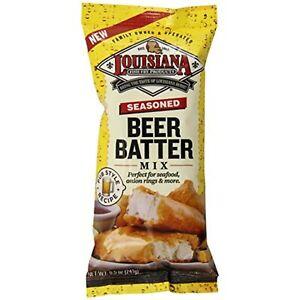 Louisiana Fish Fry Beer Batter, 8.5 Ounce