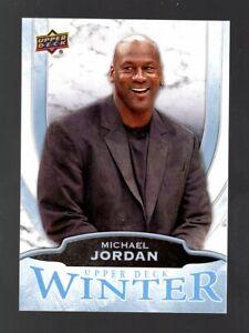 2016 UPPER DECK WINTER W1 MICHAEL JORDAN CHICAGO BULLS