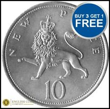 1968 TO 1981 Decimal Large 10p Your Choice of Date