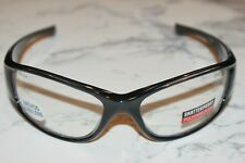 Black Rhino Professional Safety Glasses Steelies Clear #10032 Shatter Proof Poly