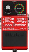 Boss RC-1 Loop Station Pedal