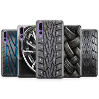 TIRE PHONE CASE PRINTED CAR TIRE COVER FOR HUAWEI P20 PRO P20 LITE MATE 20 PRO