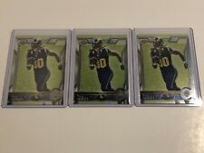 2015 TOPPS CHROME ROOKIE CARD RC LOT - LA RAMS RB TODD GURLEY