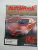 AUTO WEEK MAGAZINE NOVEMBER 29, 1999 OLDSMOBILE LINCIOLN LS NASCAR ATLANTA CAR