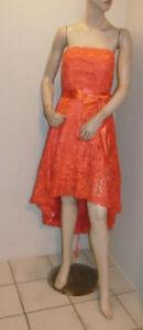 pinkes kurzes Partykleid Gr. 6 von Juju und Christine ungetragen #9