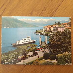 Postcard Lake Como Bellagio ITALY Postcard