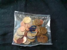 Pieces euro monnaie sac collector SCELE / SEALED / NEUF lancement euro 15,24