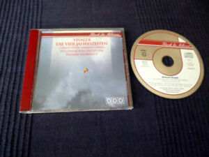 VIVALDI 4 Jahreszeiten Four Seasons Warren-Green Thomas Wilbrandt PHILIPS 1984