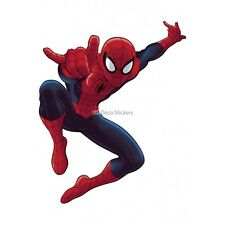 Sticker enfant Spiderman 24x30cm réf 9530 9530