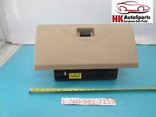 LAND ROVER DISCOVERY 2 II GLOVE BOX STORAGE COMPARTMENT TAN/BEIGE OEM 2003 2004