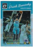 2016-17 Donruss Optic Basketball Holo Prizm #46 Frank Kaminsky Hornets