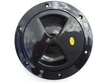 Q006049 102mm (inside). Black inspection hatch ideal for dinghies