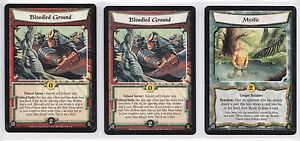 L5R - Paket Of 3 Cards - Selten - Legend Of The Five