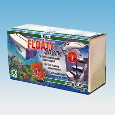 JBL Floaty Shark Schwimmender Scheiben-Reinigungsmagnet für dicke Scheiben