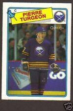 1988-89 OPC Hockey Pierre Turgeon RC  #194 Sabres NM/MT